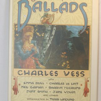 The Book of Ballads by Charles Vess - Front