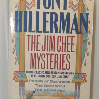 Chee Mystery Collection by Tony Hillerman