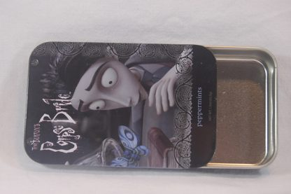 Corpse Bride Set Buttons and Tin